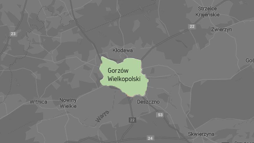 gorzow-mapa